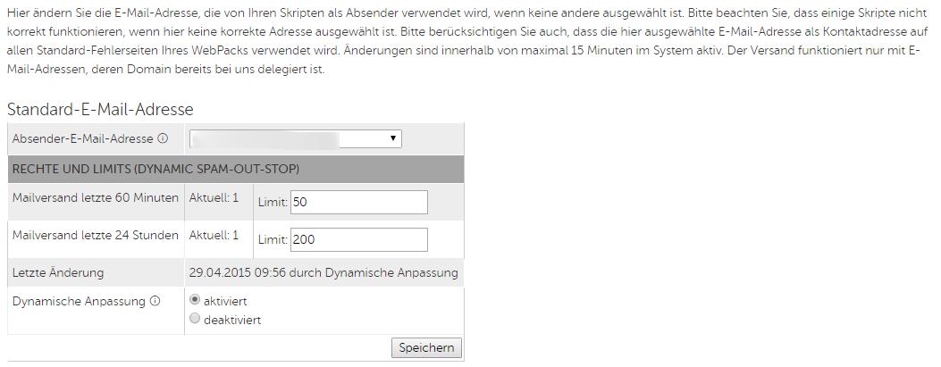 Hosteurope E Mails Per Php Werden Nur Mit Korrekter Konfiguration